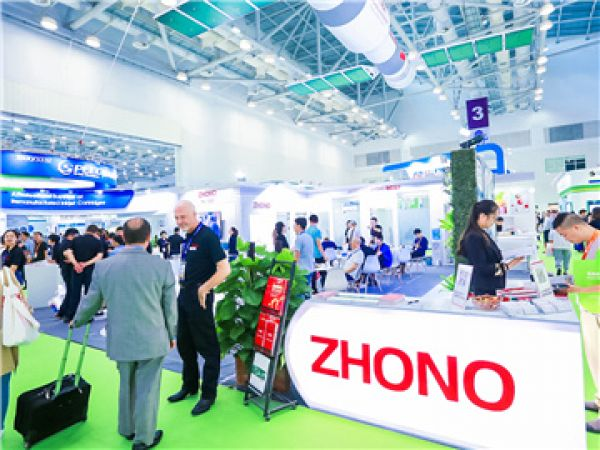 The Booth of Zhono Chips-Jettron Events