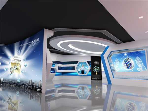 Jiesai Exhibition Hall-Jettron Events